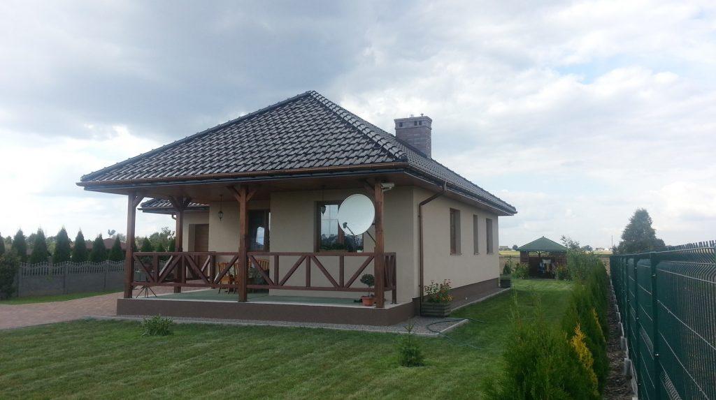 Budynek mieszkalny jednorodzinny - Żelazków, Jsa Projekt Jarosław Szuszkiewicz, Strzelce Opolskie
