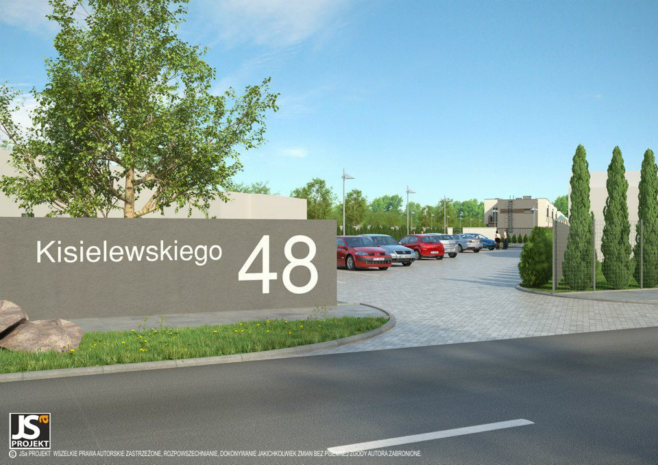 Osiedle domów jednorodzinnych w Częstochowie, Jsa Projekt Jarosław Szuszkiewicz, Strzelce Opolskie